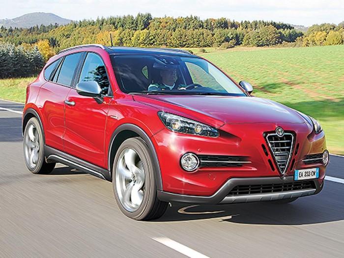due nuovi suv che arriveranno a breve. Il primo di dimensioni medie e di categoria premium arriverà nel corso del 2016. Si tratterà di un suv su base della berlina Alfa Romeo Giulia, il cui punto di riferimento nella categoria sarà il Porsche Macan.