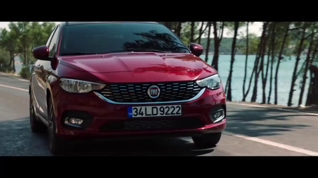 Nuova Fiat Tipo 2016
