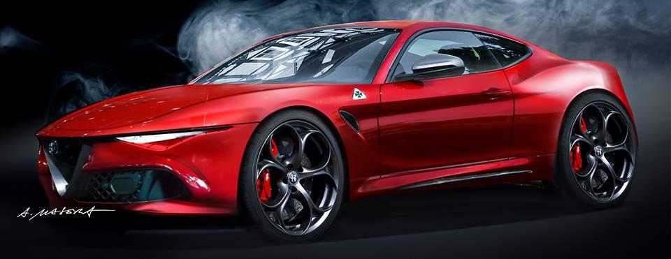 Alfa Romeo Coupè